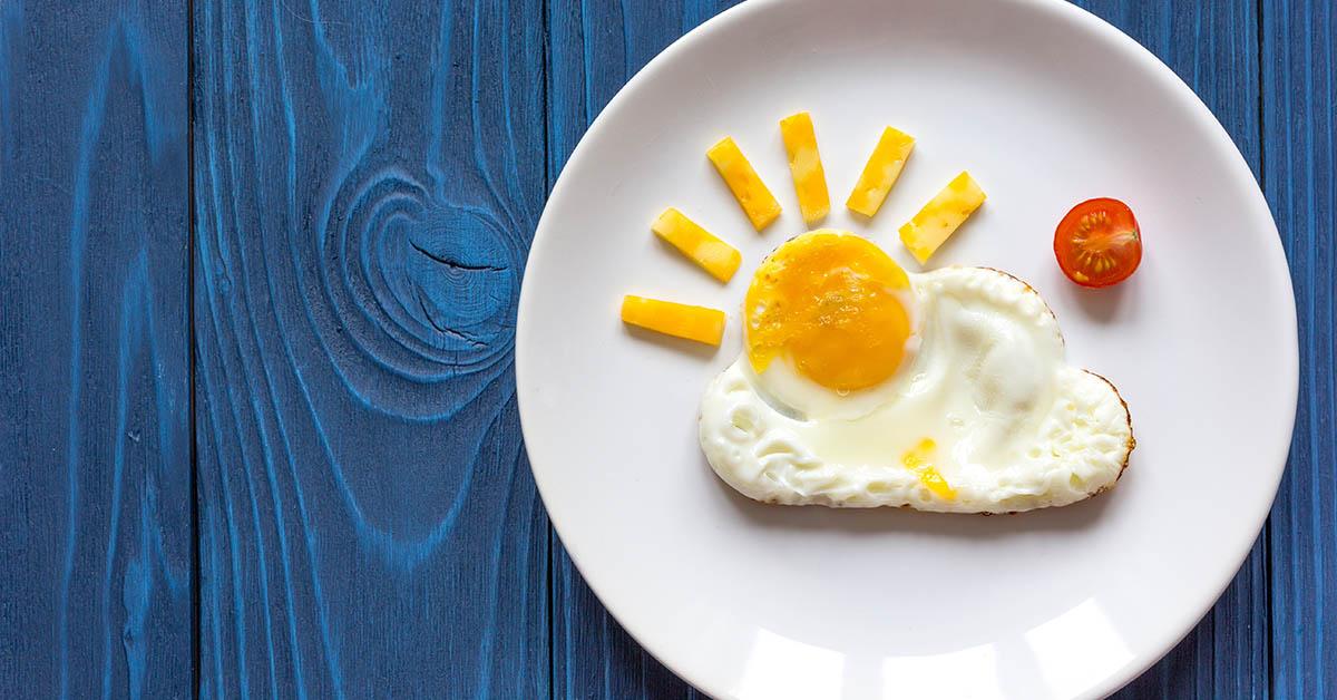 Kahvaltıda İngilizce