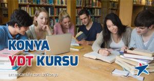 American LIFE Konya YDT Kursu