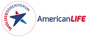 American LIFE Dil Okulları İngilizce Almanca Rusça Yabancı Dil Kursu Logo