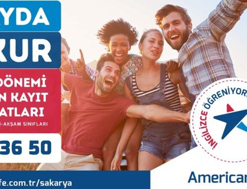 Sakarya Adapazarı Serdivan İngilizce Kursu Yaz Okulu Yoğun Programı