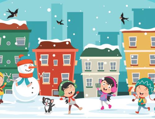 Kartal Çocuklar için Kış Okulu İngilizce Kursu