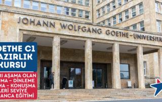 Goethe C1 Hazırlık Kursu